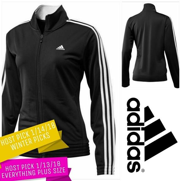 f0e077658d9 adidas Jackets   Blazers - 💗HOST PICK×2💗 Plus Size Adidas Jacket 💗